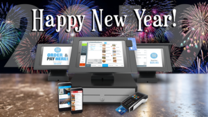 Happy New Year from MobileBytes cloud POS for restaurants.