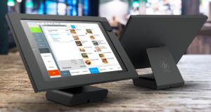 MobileBytes cloud POS for restaurants display