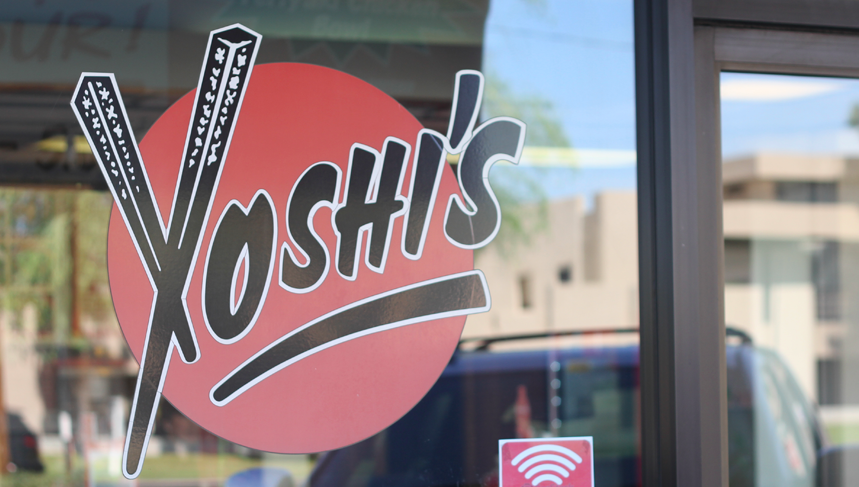 Yoshi's Fresh Asian Grill in Phoenix uses MobileBytes cloud POS for restaurants.